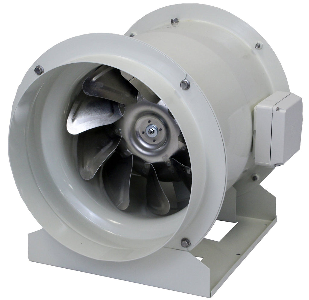 TD Mixvent Multi-Purpose Inline Duct Fan 14 inch 1829 CFM TD-355