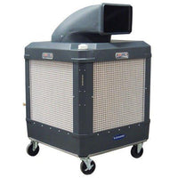WayCool Portable Oscillating Gray Evaporative Cooler 3020 CFM 2 Speed w/ Automatic Shut-off WCG-1HPMFAOSC