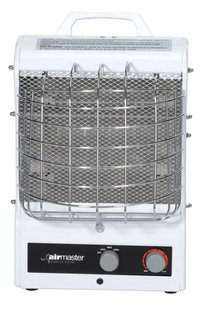 Catchers Mask Portable Radiant & Fan Forced Heater 5120 BTU's 71538