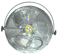 Work Station Air Circulator Fan 20 inch 3 Speed 3390 CFM 78970, [product-type] - Industrial Fans Direct