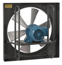 National Fan Co. AirFlo-900 48 inch Panel Mount Supply Fan Direct Drive 3 Phase N948L-I-3-TS