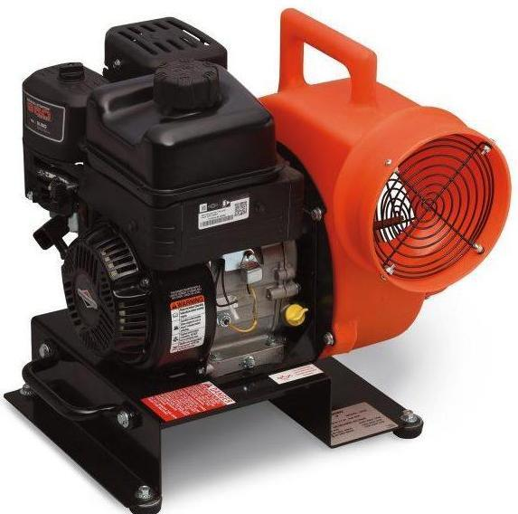Confined Space Gas Ventilator Blower 8 inch 3000 CFM 9505