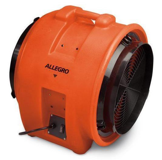 Confined Space Ventilator Blower 16 inch 3200 CFM 9539-16