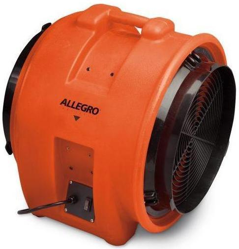 Confined Space Ventilator Blower 16 inch 3200 CFM 9553