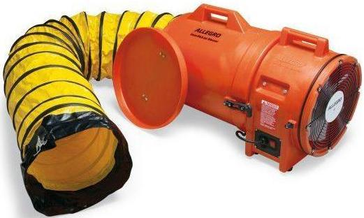Confined Space Ventilator Blower 12 inch 1842 CFM 9543-15