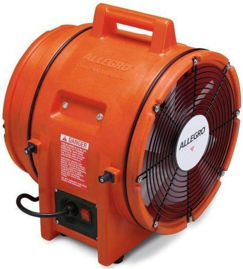 Confined Space Ventilator Blower 12 inch 1842 CFM 9543