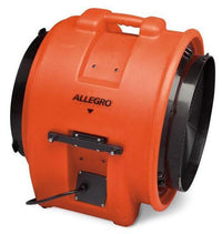 Allegro Industries 16 inch Explosion Proof Fans Axial Confined Space Blower 9558
