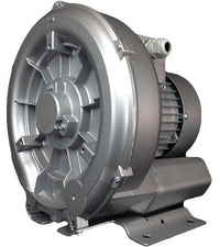 Atlantic Blowers Single Stage Regenerative Blower 1.25 inch 64 CFM 1 Phase AB-101