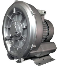 Atlantic Blowers Single Stage Regenerative Blower 1.25 inch 64 CFM 3 Phase AB-100