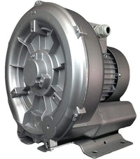 Atlantic Blowers Single Stage Regenerative Blower 1.5 inch 110 CFM 1 Phase AB-201
