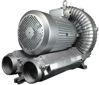 Atlantic Blowers Single Stage Regenerative Blower 4 inch 791 CFM 3 Phase AB-1100