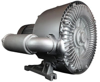 Atlantic Blowers Two Stage Regenerative Blower 2.5 inch 399 CFM 3 Phase AB-1102