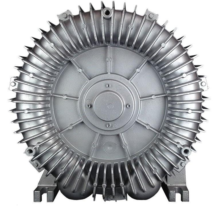 Atlantic Blowers Two Stage Regenerative Blower 2.5 inch 776 CFM 3 Phase AB-1602