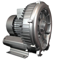 Atlantic Blowers Single Stage Regenerative Blower 2 inch 155 CFM 3 Phase AB-400