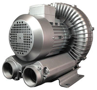 Atlantic Blowers Single Stage Regenerative Blower 2 inch 110 CFM 1 Phase AB-301