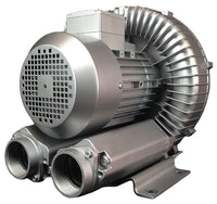 Atlantic Blowers Single Stage Regenerative Blower 2 inch 155 CFM 1 Phase AB-401