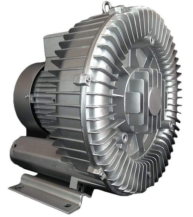 Atlantic Blowers Single Stage Regenerative Blower 2 inch 230 CFM 3 Phase AB-500