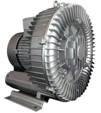 Atlantic Blowers Single Stage Regenerative Blower 2 inch 230 CFM 3 Phase AB-600