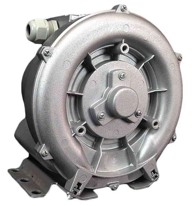 Atlantic Blowers Single Stage Regenerative Blower 1 inch 25 CFM 1 Phase AB-81