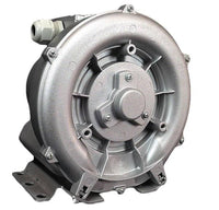 Atlantic Blowers Single Stage Regenerative Blower 1 inch 25 CFM 3 Phase AB-80