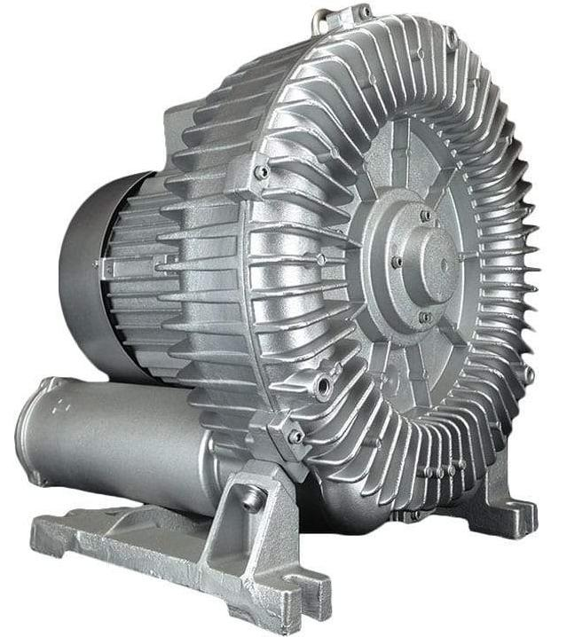 Atlantic Blowers Single Stage Regenerative Blower 2.5 inch 399 CFM 3 Phase AB-1000