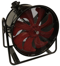 Atlantic Blowers Tube Axial Fan 24 inch 9182 CFM 120V ABAF-24-110S