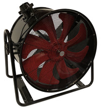 Atlantic Blowers Tube Axial Fan 10 inch 1942 CFM 120V ABAF-10-110