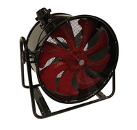 Atlantic Blowers Tube Axial Fan 12 inch 2719 CFM 230V ABAF-12-220
