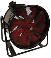 Atlantic Blowers Tube Axial Fan 8 inch 1059 CFM 120V ABAF-8-110