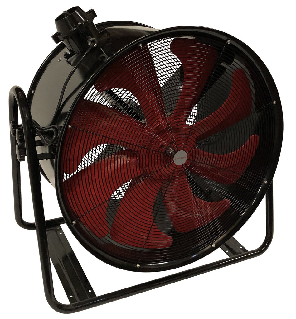 Atlantic Blowers 16 inch Tube Axial Fan 120V ABAF-16-110S