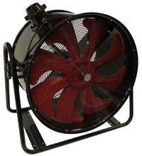 Atlantic Blowers Tube Axial Fan 28 inch 11654 CFM 230V ABAF-28-220S