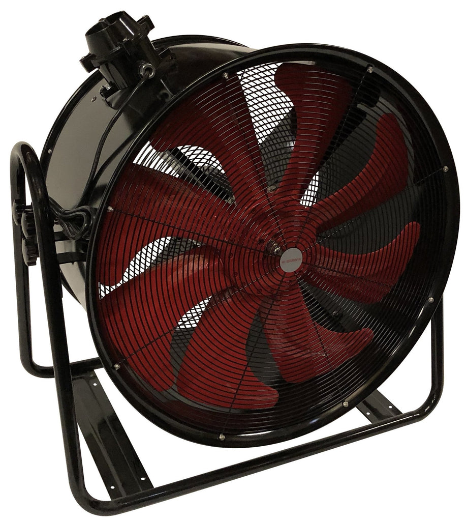 Atlantic Blowers 28 inch Tube Axial Fan 120V ABAF-28-110S