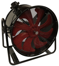 Atlantic Blowers Tube Axial Fan 28 inch 11654 CFM 120V ABAF-28-110S