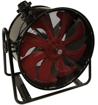 Atlantic Blowers 32 inch Tube Axial Fan 3 Phase 460V ABAF-32-460