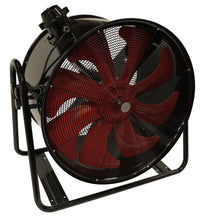 Atlantic Blowers Tube Axial Fan 10 inch 1942 CFM 230V ABAF-10-220