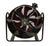 Atlantic Blowers Tube Axial Fan 16 inch 3355 CFM 120V ABAF-16-110S