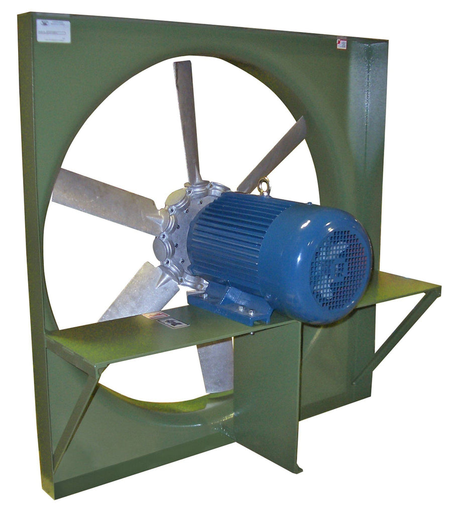 36 Inch Direct Drive Fans : Add panel mount exhaust fan inch cfm direct drive