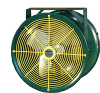 AirMax Explosion Proof High Velocity Blower Fan 16 inch 5000 CFM 3 Phase (choose mount) AM-1613-XP