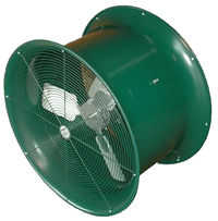 AirMax Explosion Proof High Velocity Blower Fan 22 inch 8000 CFM 3 Phase (choose mount) AM-2213-XP