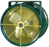 AirMax Explosion Proof High Velocity Blower Fan 16 inch 5000 CFM (choose mount) AM-161-XP
