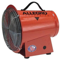 Hazardous Location Ventilation Blower 8 inch 890 CFM 9513-05, [product-type] - Industrial Fans Direct