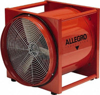 Hazardous Location Ventilation Blower 20 inch 4650 CFM 9525-01, [product-type] - Industrial Fans Direct
