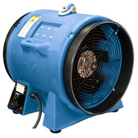Confined Space Ventilator 20.5 inch 9968 CFM VAF8000A-3, [product-type] - Industrial Fans Direct