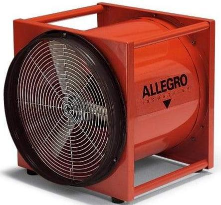 Ventilator Metal Axial Utility Fan 16 inch 5500 CFM 9516