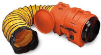 Confined Space Ventilator Blower 16 inch w/ 25' Duct 3200 CFM 9553-25