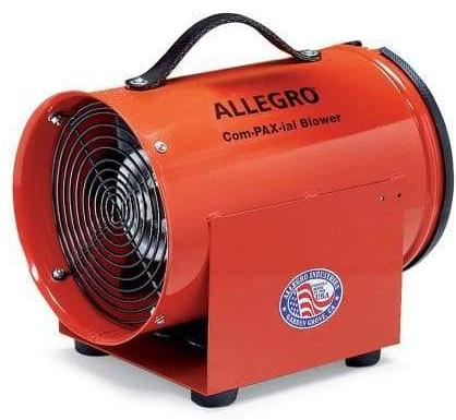 Confined Space Ventilator Fan 8 inch 778 CFM 9534