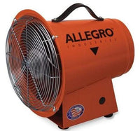 Confined Space Ventilator Fan DC Motor 8 inch 1150 CFM 9506