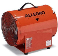 Explosion Proof Metal Confined Space Blower Axial Ventilator 12 inch 1636 CFM 9509-01