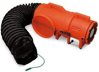 Allegro Industries 12 inch Explosion Proof Fans Axial Confined Space Blower w/Canister and 25' Duct 9548-25