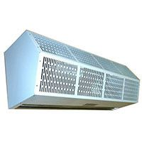 Commercial High Performance 10 Heated Air Curtain 120 inch 3634 CFM 3 Phase CHC10-2120EZ